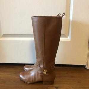 Michael Kors Ryan Leather Boots